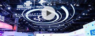 带你去逛通信展:5G与冬奥炫酷的中国联通展台