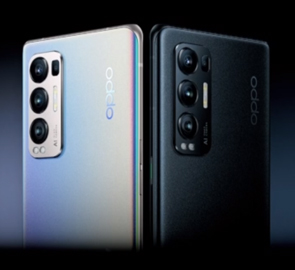 OPPO Reno5 Pro+发布 首次实现量产电致变色技术