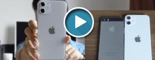 iPhone 12模型上手,5G手机这个尺寸,苹果牛!