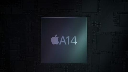 苹果A14仿生芯片亮相:5nm制程 CPU性能提升40%