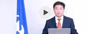 MWCS 2021丨中国电信柯瑞文:Hello 5G 和合共生