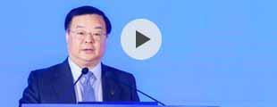 """中国电信李正茂:全面实施""""云改数转""""战略 加快推进5G建设发展和深化应用"""